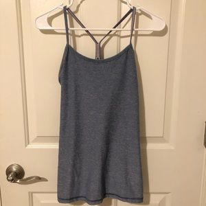 Lulu Lemon Y Tank